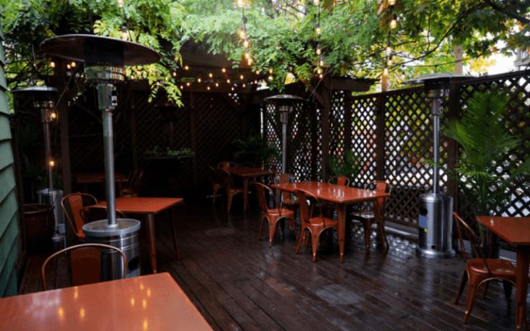 DelSo Terrace Nicole's Restaurant Albany NY